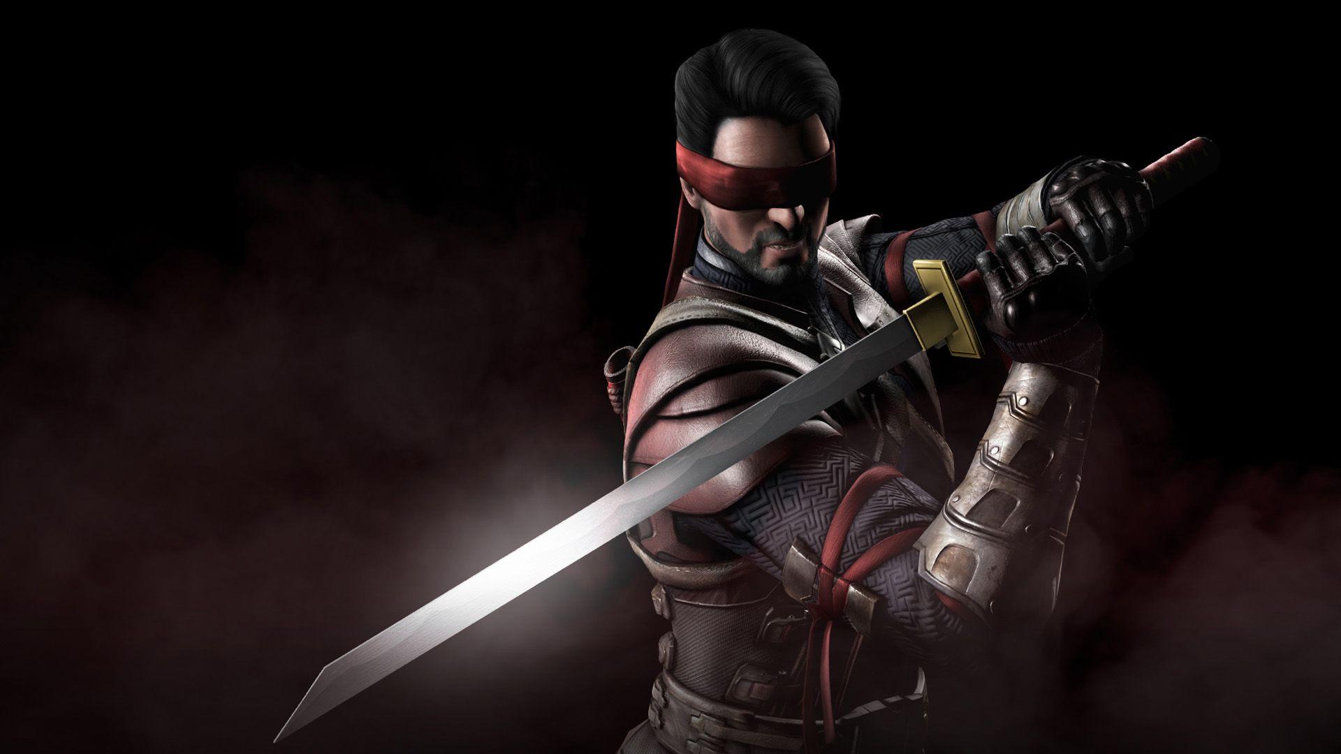 Mortal Kombat X Sword Man Wallpaper HD Nero Pinterest