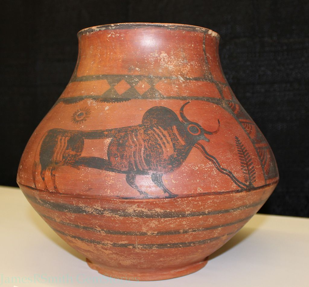 Indus Valley Vase Years Old India
