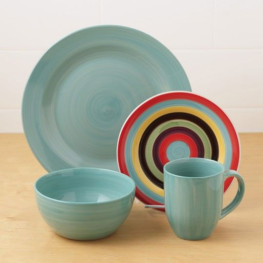 Monterey Blue Open Stock Dinnerware Collection $4.00 & Monterey Blue Open Stock Dinnerware Collection $4.00   For The Home ...