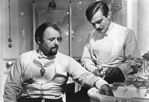 Komarovsky and Yuri from Dr. Zhivago