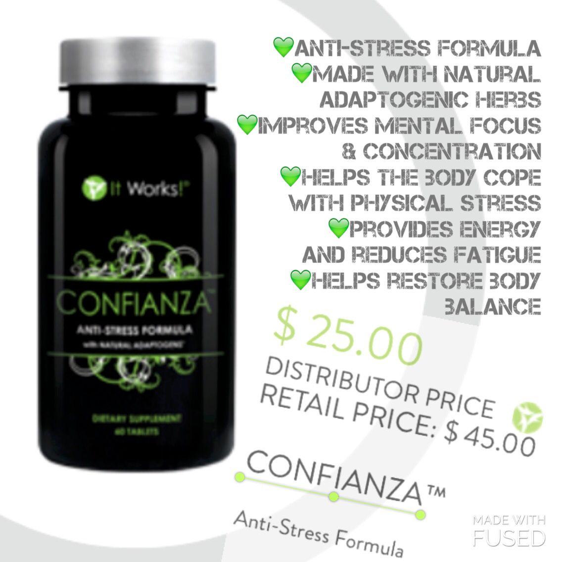 Tired? Stressed? Grumpy? Blah? PMS? Seriously this stuff