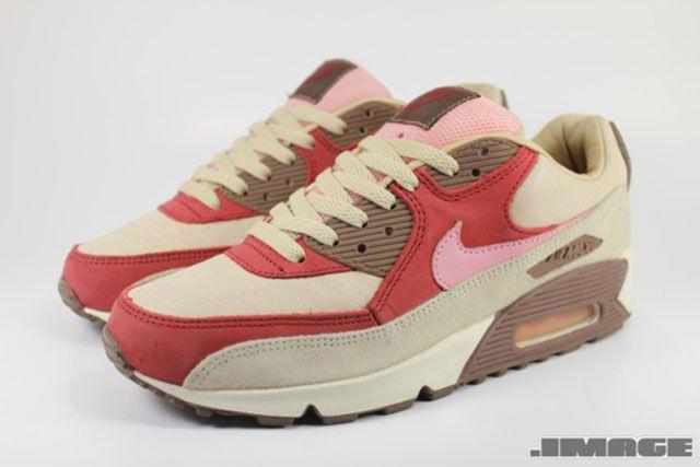 """DQM x Nike Air Max 90 """"Bacon"""""""
