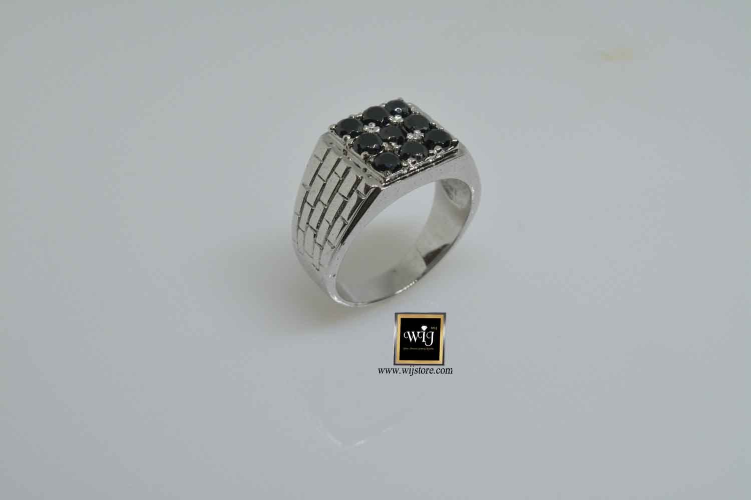 كود 1563 خاتم فضة رجالى Rings For Men Rings Wedding Rings