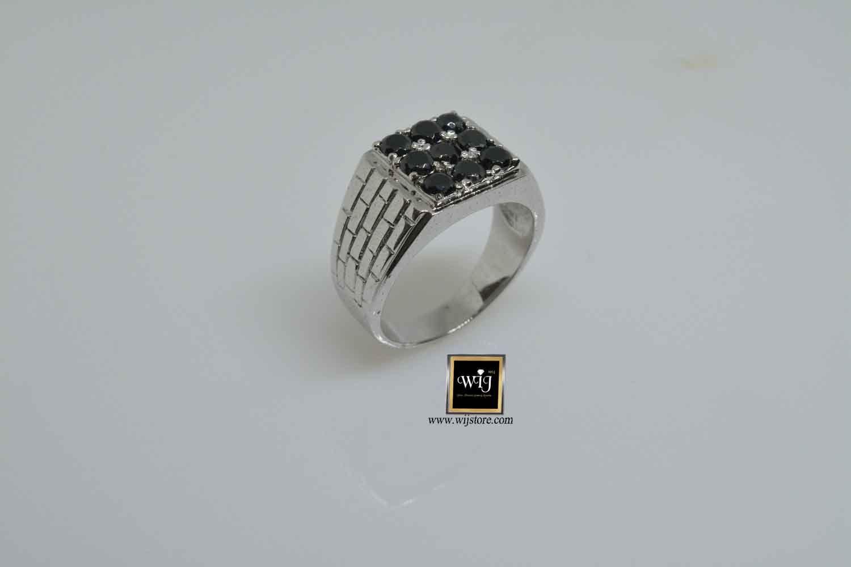 كود 1563 خاتم فضة رجالى Rings For Men Rings Wedding Rings