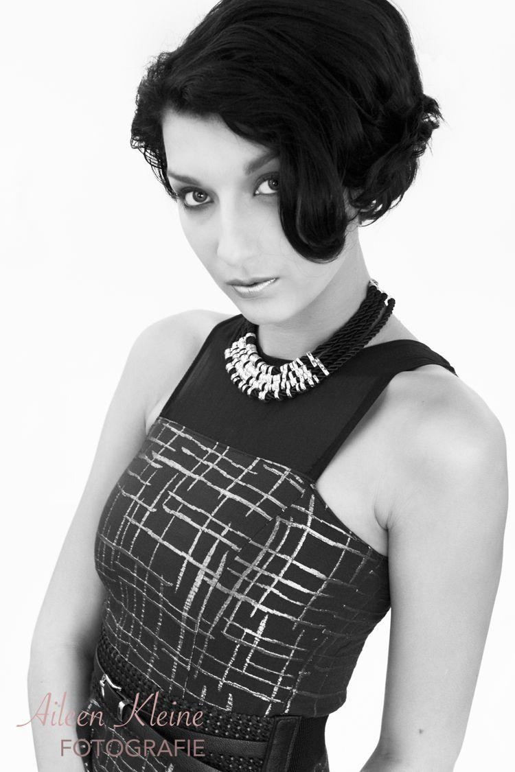 Inzending C.A. NEWCOMER OF THE YEAR #2014 Model: Cloe Muah: Max Groote  Fotografie: Aileen Kleine  www.aileenkleine.nl