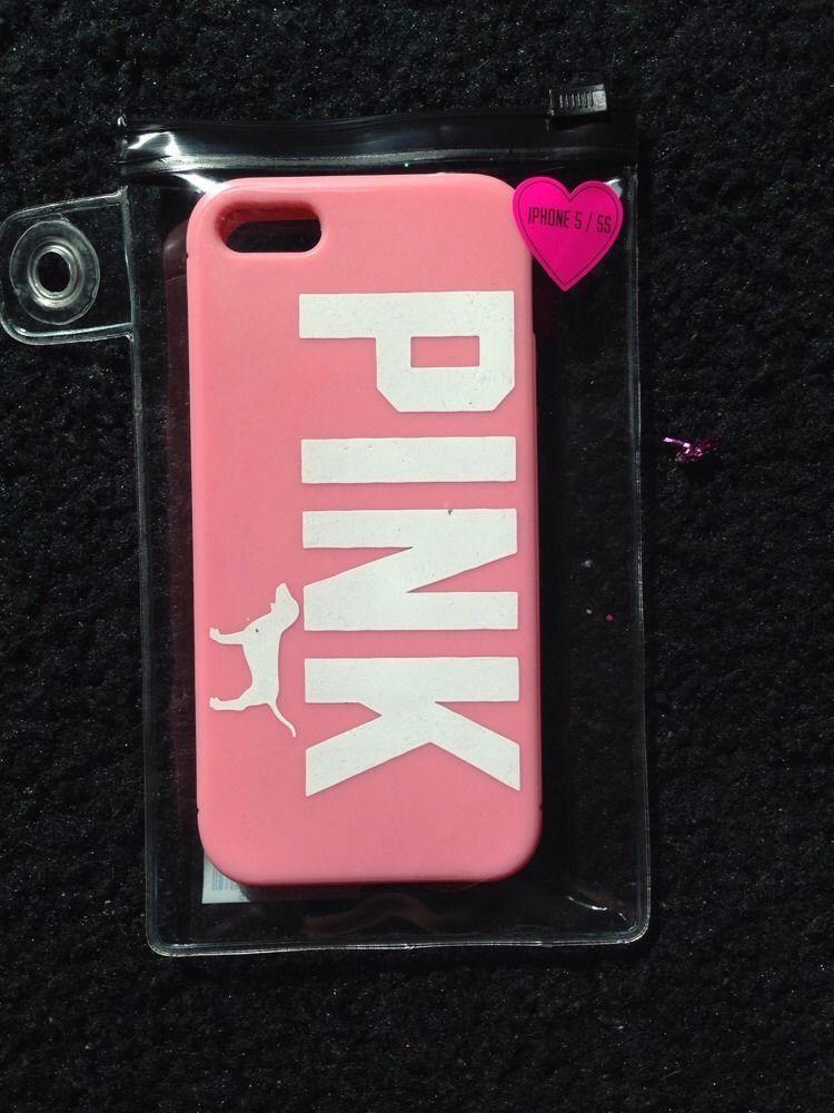 best cheap 4e2ba 3f3a7 Love Pink Light Pink Victoria's Secret Iphone 5 5s 5c Also Phone ...