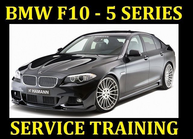 ▻☼◅ bmw f10 5 series 528i 535i 550i service training manual pdf, Wiring diagram