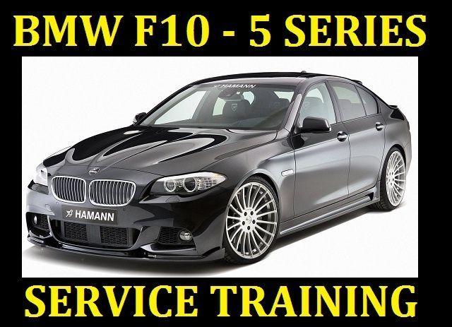 BMW 5 Series Service Repair Manual - BMW 5 Series PDF ...
