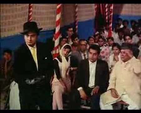 Kismat Kajra Mohobbat Wala Asha Bhosle Film Song Hindi Film