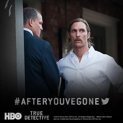 True Detective, episode 7  Matthew McConaughey and Woody
