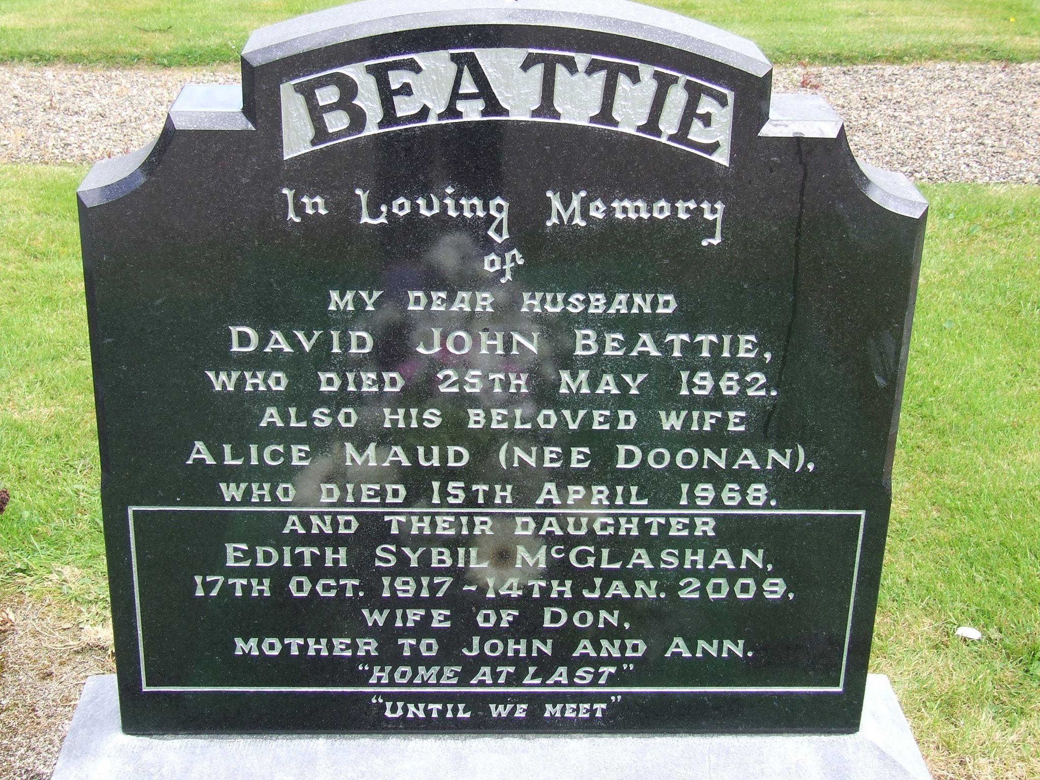 Pin On The Beattie History
