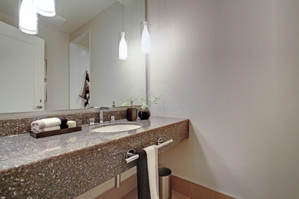 Cambria clyde kitchen and bathroom countertop color - Bath