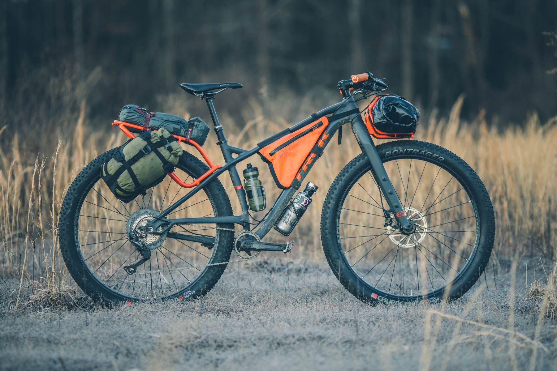 Trek 1120 Review Bikepacking Bicycle Touring Bike