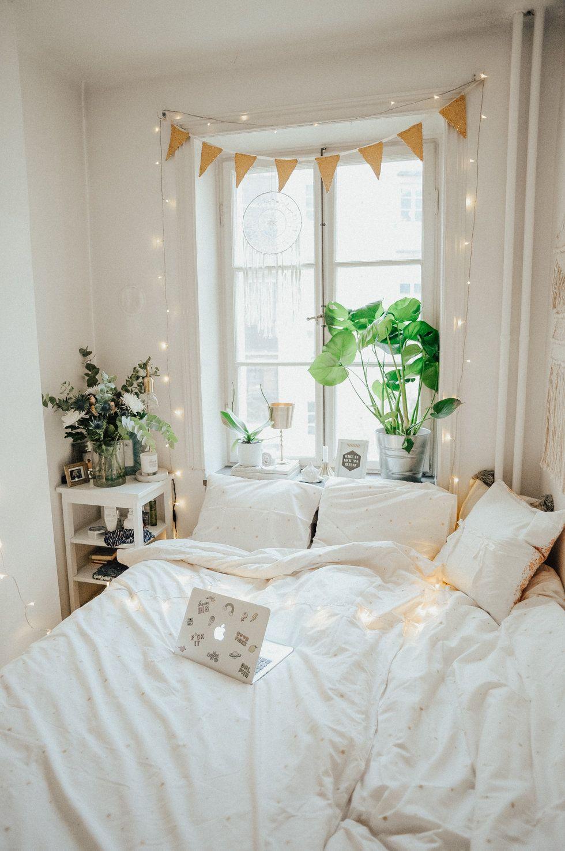 Bed beside window ideas  inredning   josefin dahlberg  metro mode  interior i