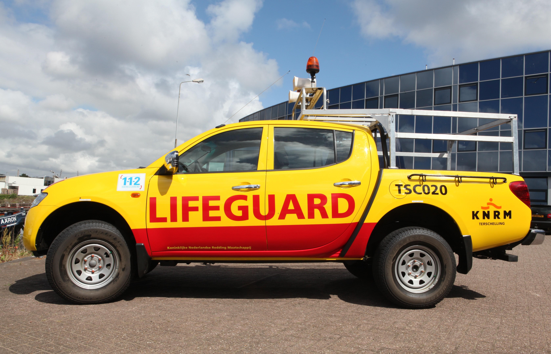 Emergency police rescue watercraft image by john