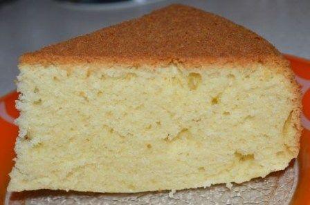Торт манник рецепт на молоке