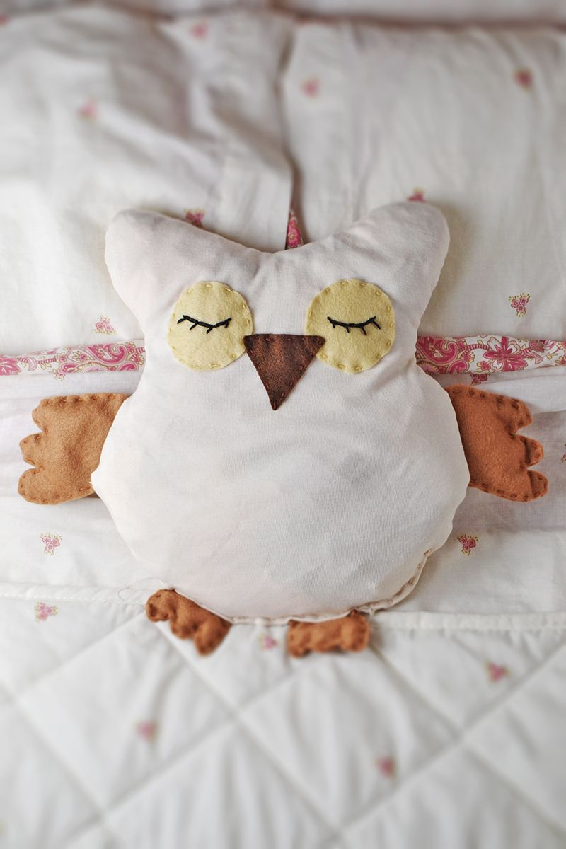 DIY: Microwavable Owl Softie | Crafts and DIY | Pinterest | Costura ...