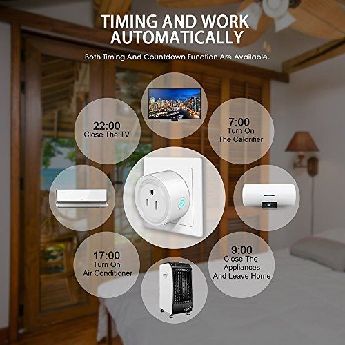 Huayang Alexa compatible devices, Smart home automation