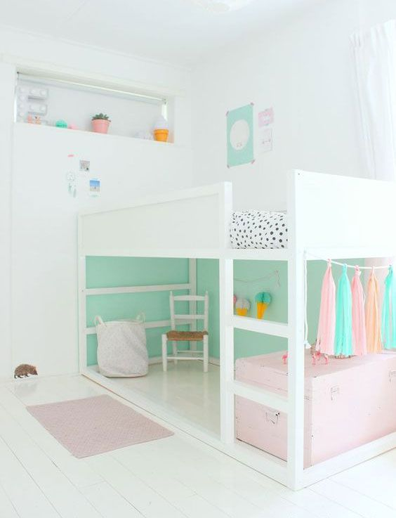 HOW TO MAKE THE MOST OF SMALL KIDS' ROOMS images