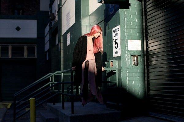 On The Street…Howard St., New York City