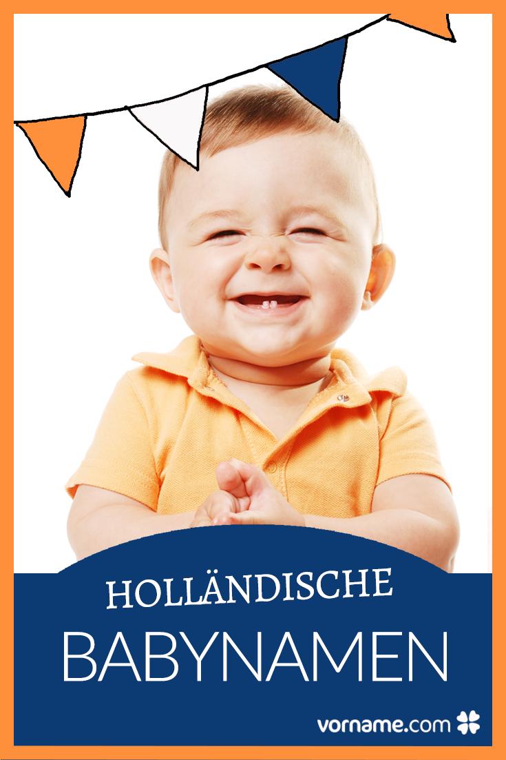 Holländische Vornamen mit Bedeutung und Herkunft ...  Holländische V...