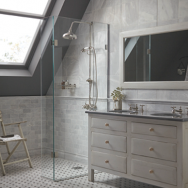 Frameless Panels - Shower Enclosures - Shop by type - Bathrooms   Fired  Earth