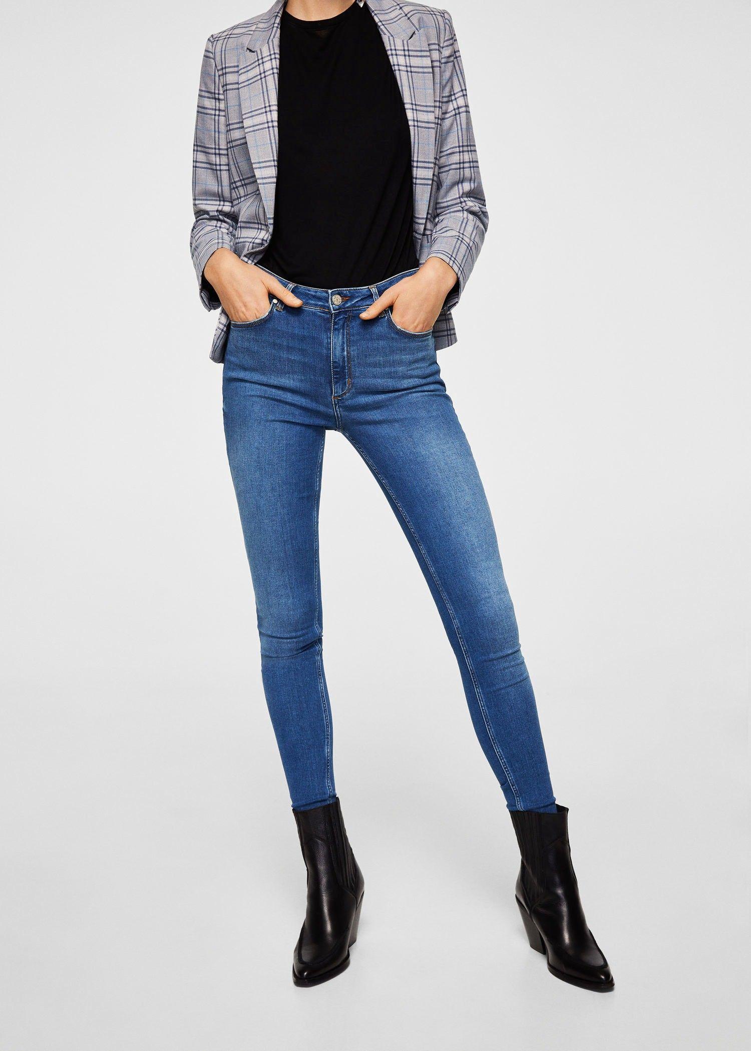 Mango super slimfit andrea jeans women 2 slim jeans