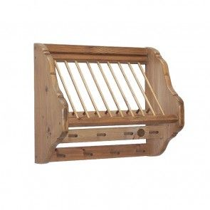 Penny Pine Dunster Small Plate Rack by Somerset Pine  sc 1 st  Pinterest & Penny Pine Dunster Small Plate Rack by Somerset Pine | Pine Kitchen ...