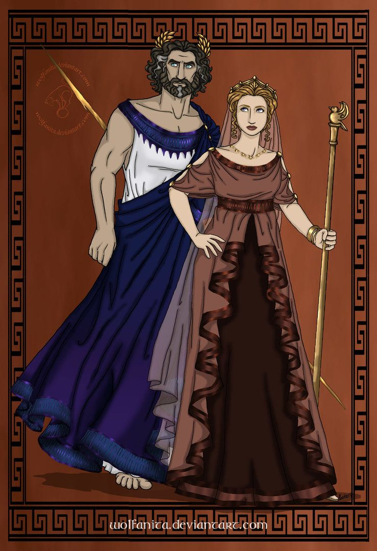compare and contrast hera and zeus Zeus is first depicted saving his fellow gods from cronus the act of an underdog overthrowing a powerful foe is a common theme amongst mythological figures zeus is also extremely strong and powerful, which is a common trend amongst mythological figures.