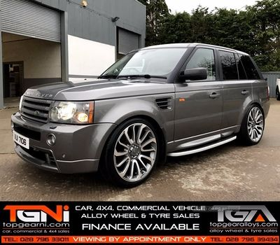Land Rover Range Rover Sport Hse Tdv6 Low Mileage In Derry Londonderry With Images Range Rover Sport