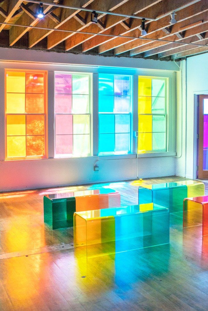 """Interactive Pop-Up """"Color Factory"""" Will Arrive In New York"""