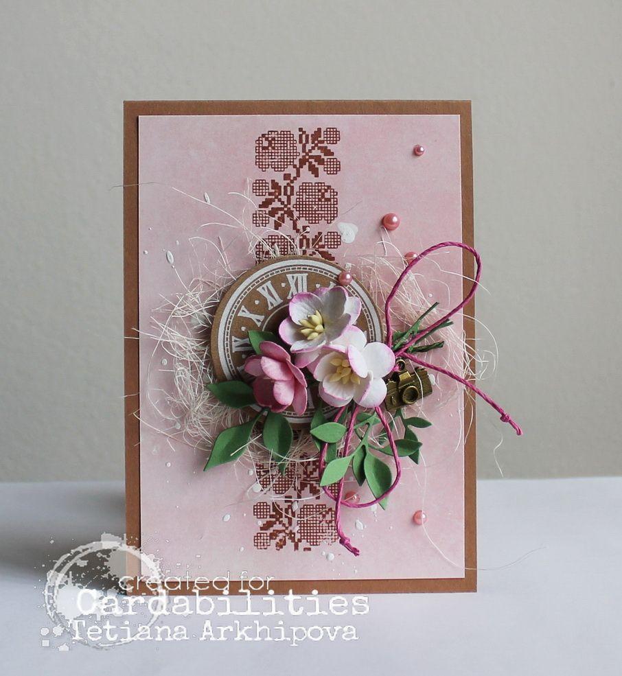 Flower Paradise - Цветочный рай: Cardabilities