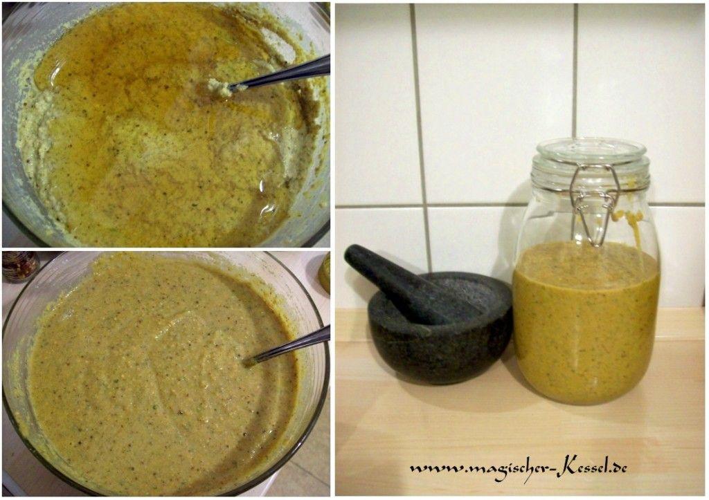 Honig senf selber machen