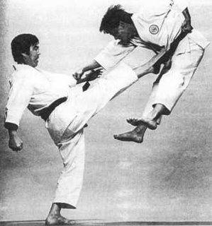 Hirokazu Kanazawa Martial Arts Sparring Karate Martial Arts