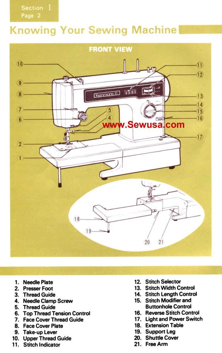 kenmore model 1251 instruction manual sewing machines pinterest rh za pinterest com instruction manual kenmore sewing machine instruction manual singer sewing machine