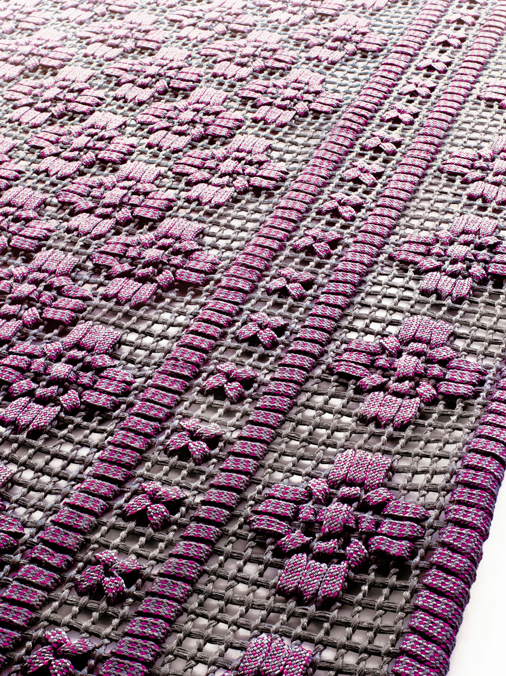 Handmade outdoor rug GIARDINO - Paola Lenti | Rugs and Carpets ...