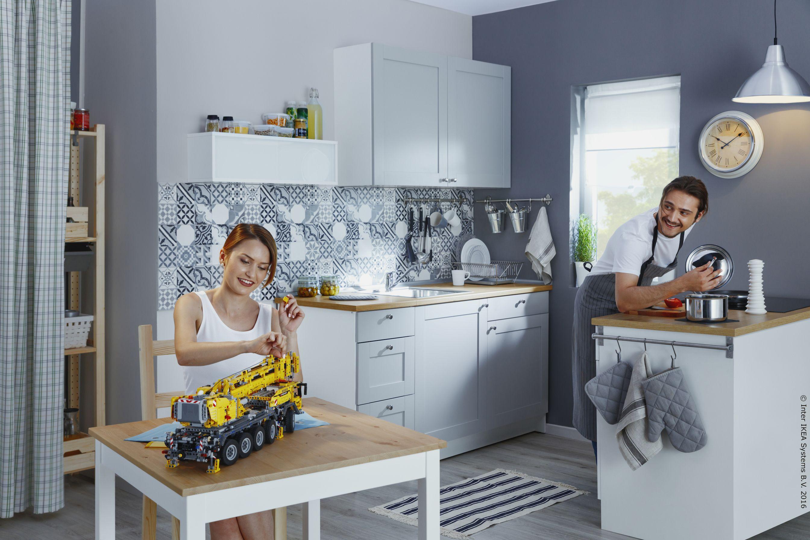 Igračke nisu samo za djecu, kao što ni kuhanje nije samo za žene ...