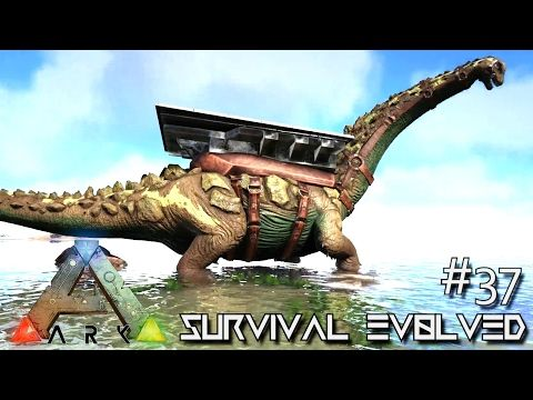 Nice Ark Survival Evolved Taming A Titanosaur E37 Modded Ark Annunaki Extinction Core Ark Survival Evolved Survival Ark