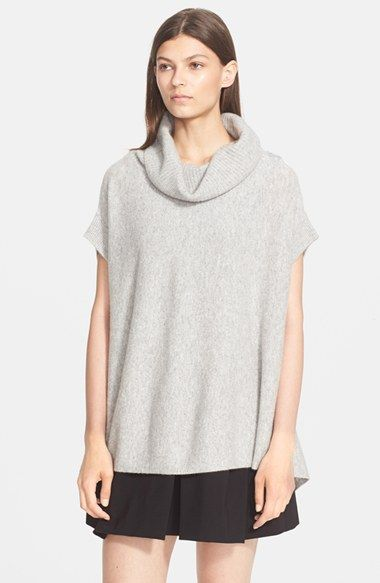 Vince short sleeve cowl neck cashmere sweater | Nordstrom | Get ...