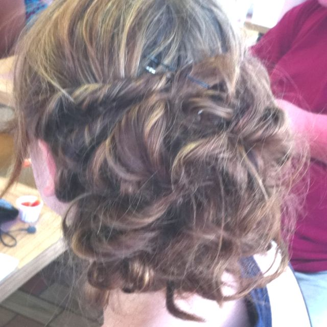 Cute up do I did. :)