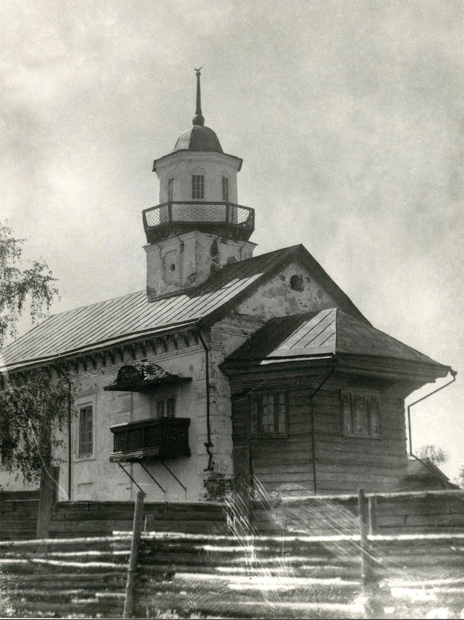Старые фотографии мечети г. Тары | Мечеть, Старые ...