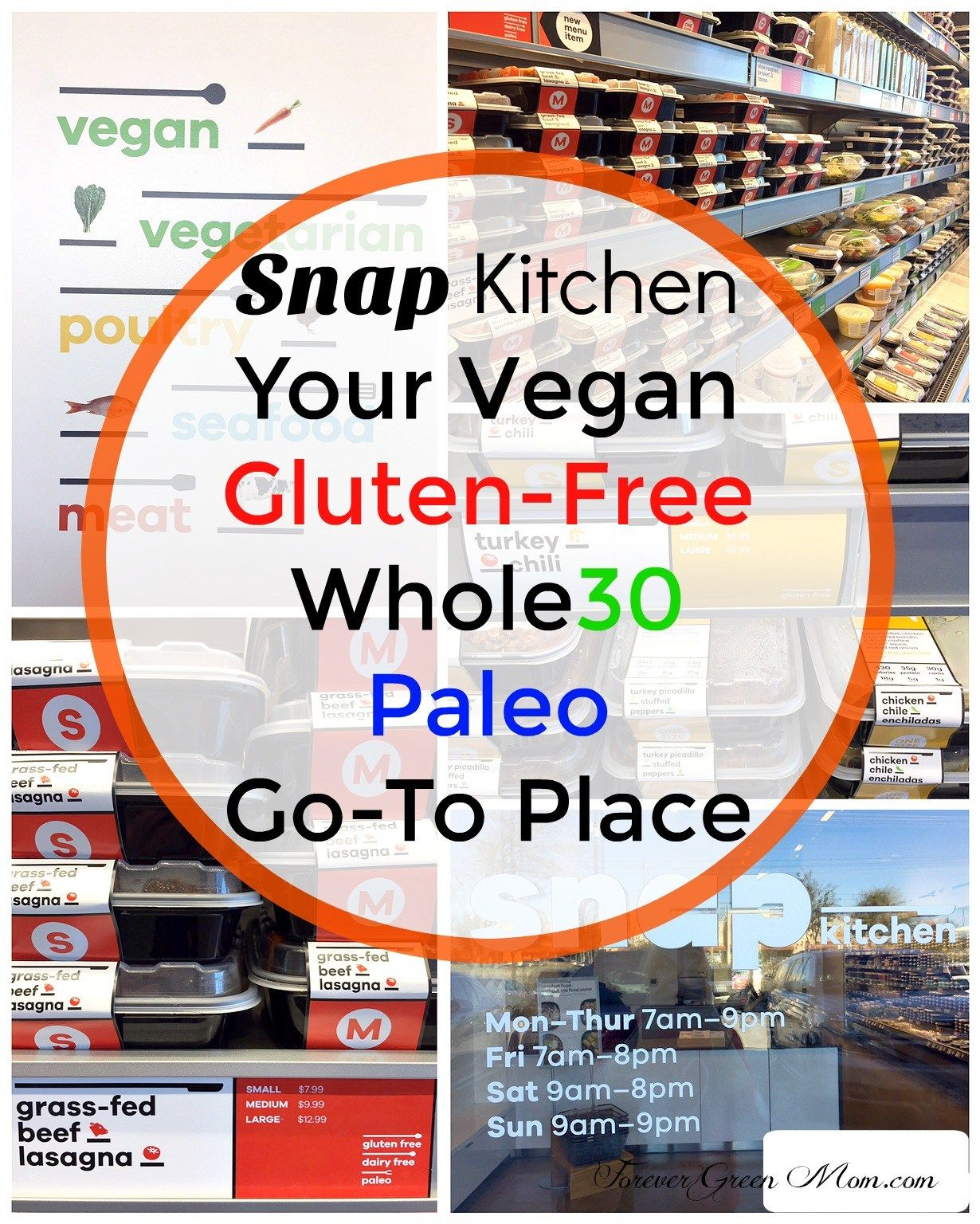 Snap Kitchen meals in store locally in Southlake, Dallas, Fort Worth ...