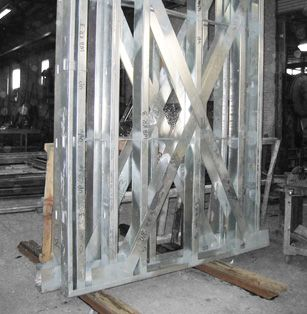 Metal Truss Wall    Systems