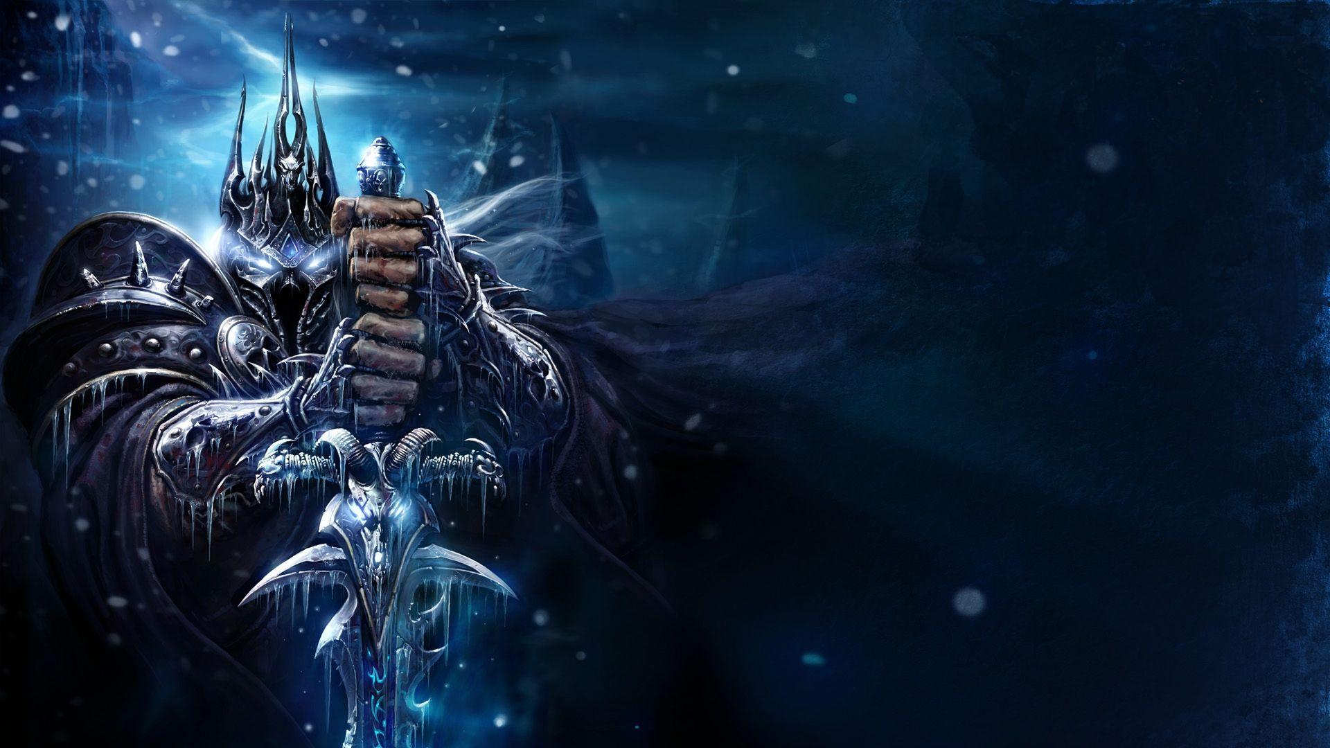 Full Hd P Lich King Wallpapers Hd Desktop Backgrounds Lich King Wallpaper Lich King Fantasy Warrior Men