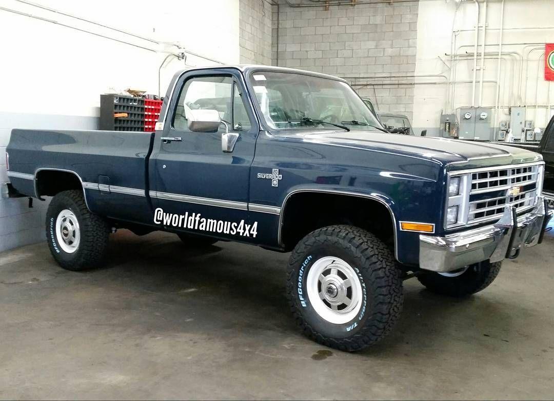 1987 Chevy K20 | Chevy Square Body | Pickup trucks