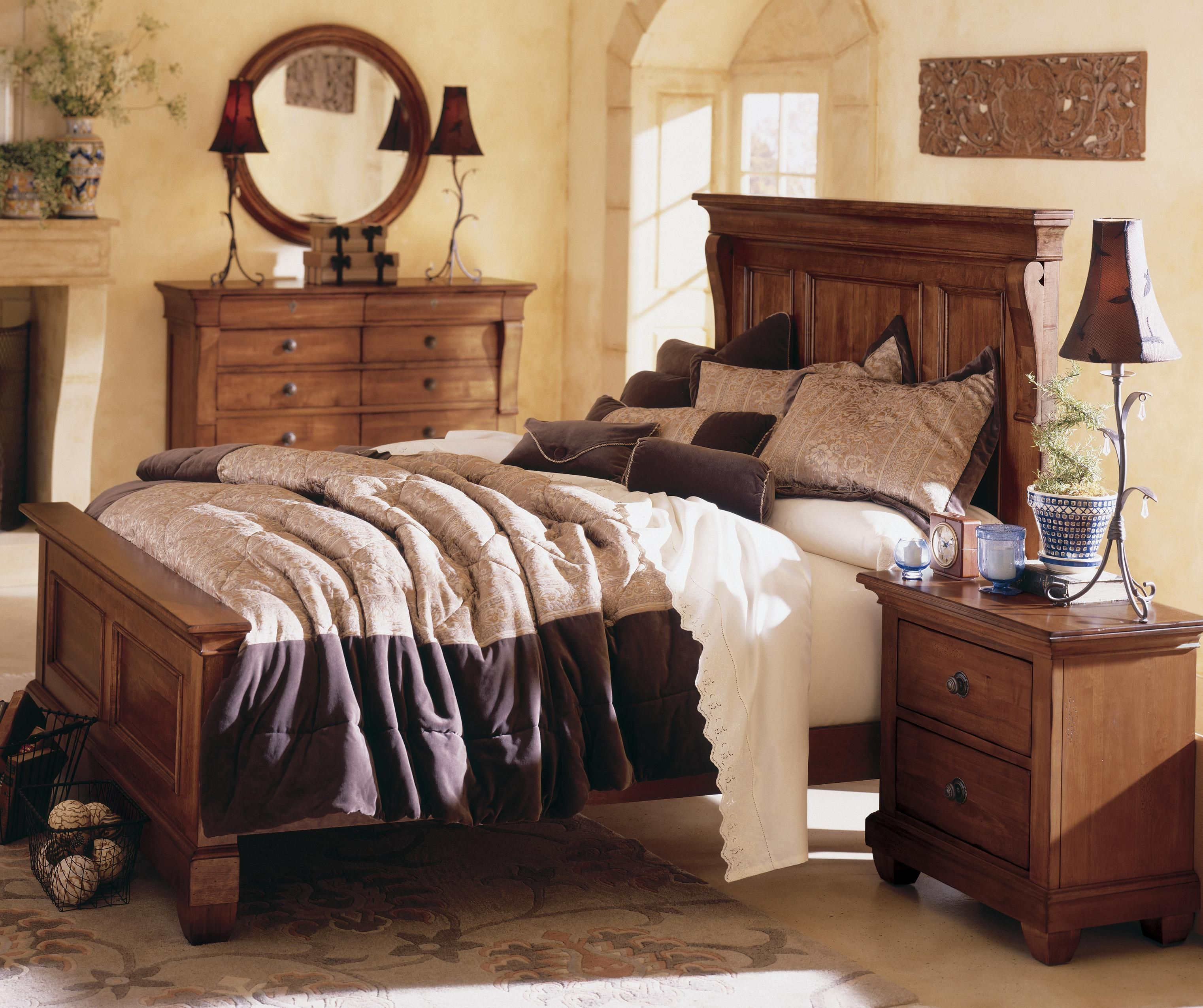 Exceptional Kincaid Furniture Tuscano King Bedroom Group At Belfort Furniture