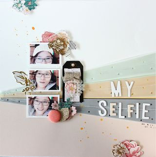 Projectlife - August 3 , wander here and there... | Photo + Paper + Stamp = Eyoung's Craft!!! | Bloglovin'