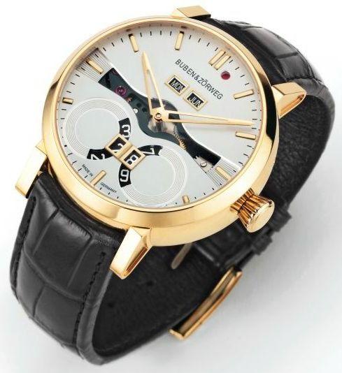 BUBEN & ZORWEG One Perpetual Calendar Watch