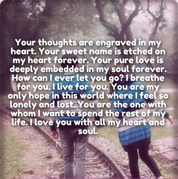 Love Quotes For Her From The Heart Simple Beautiful True Love Quotes For Her  Love Quotes For Her From The