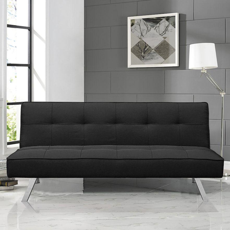 Serta Corey Convertible Futon Sofa Bed